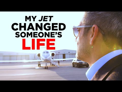 How Grant's Jet changed my life - Grant Cardone photo