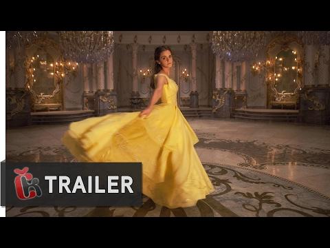Kráska a zvíře (2017) - třetí oficiální dabovaný trailer