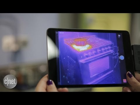 Flir One knows whether you're hot or not - UCOmcA3f_RrH6b9NmcNa4tdg