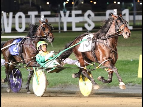 2016 Breeders Crown 2-Year-Old Colt Pace-Huntsville
