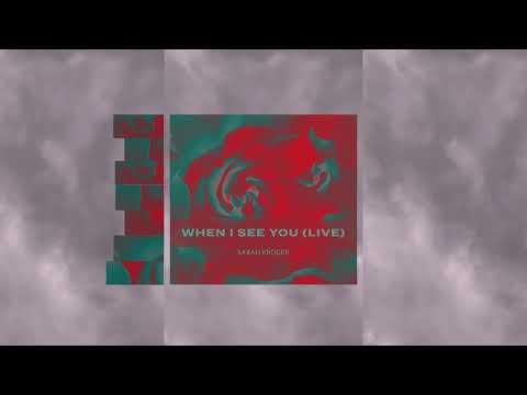 Sarah Kroger - When I See You (Live) (Official Audio)