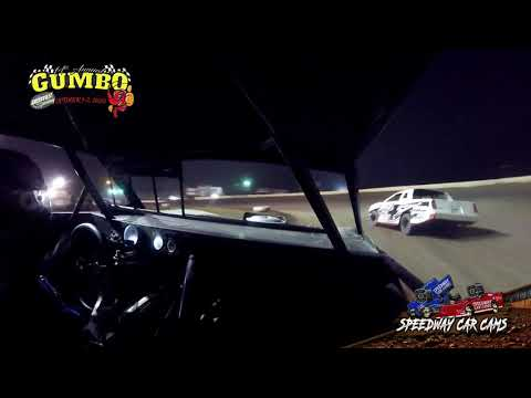 #5 Dustin Rushing - Factor Stock - Gumbo Nationals 10-2-20 Greenville Speedway - dirt track racing video image