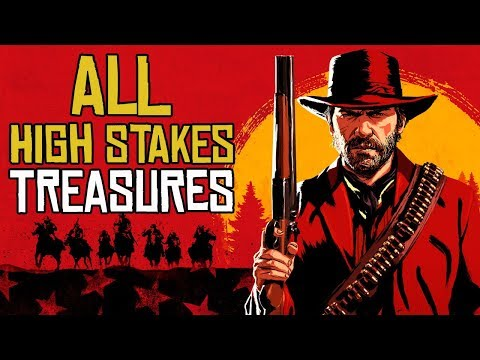 Red Dead Redemption 2: ALL High Stakes Treasure Locations - UCKy1dAqELo0zrOtPkf0eTMw