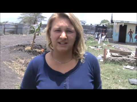 Welt-Sicht Projekt: 415094 - Betreuung und Unterrichten in Kinderheimen / Kenia