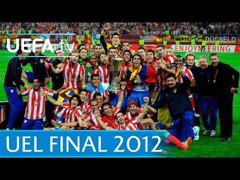 2012 UEFA Europa League final highlights - Atlético-Athletic Bilbao