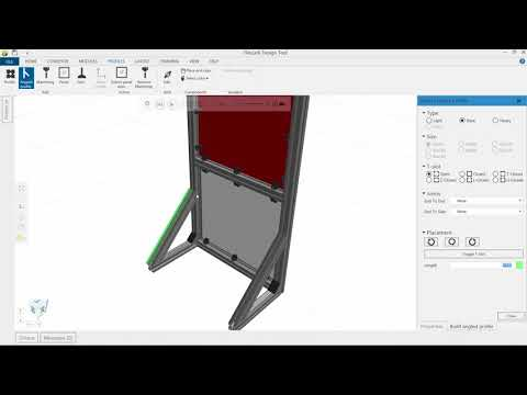 How to configure profile system TC40