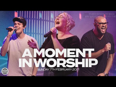 A Moment In Worship with David Ware, Bella Taylor-Smith, Tyler Douglass  Hillsong Church Online
