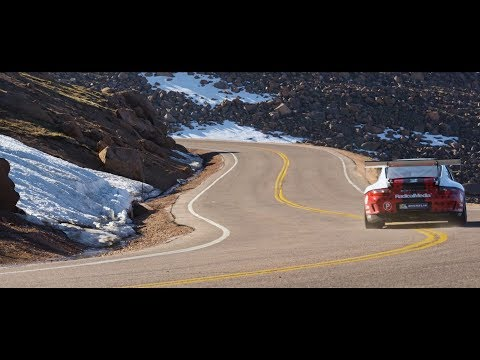 Mobil 1.  Protecting history ? Jeff Zwart about the Pikes Peak Hillclimb.