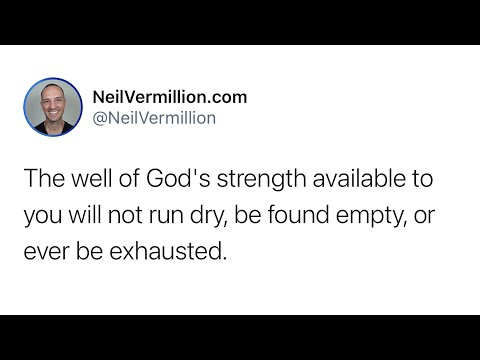 The Strength You Need To Implement Necessary Changes - Daily Prophetic Word