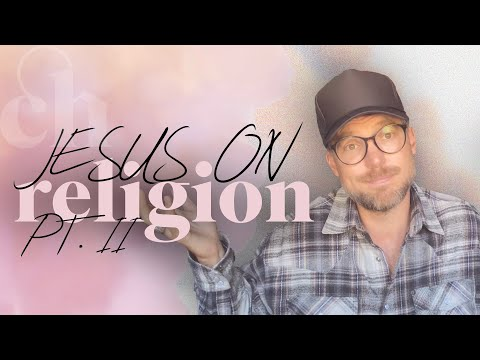 Jesus On: Religion