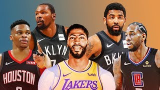How the wild 2019 NBA free agency period reshaped the power structure of the league   ESPN