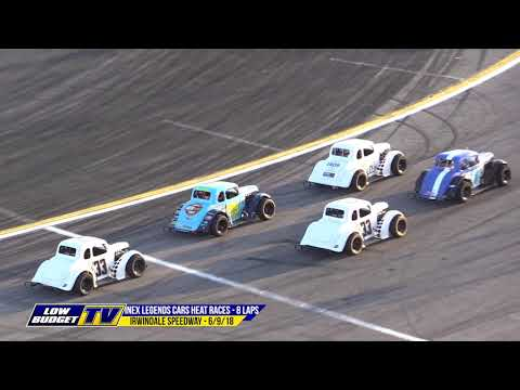 INEX Legends Car Main Event - Irwindale Speedway