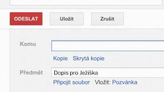 dopis ježíškovi google