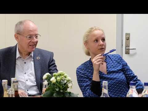 Mandagsstævnemøde: Signe Munk på besøg hos Viborg Fjernvarme