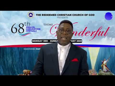 PASTOR PETER AMENKHIENAN SERMON  THE WONDERS OF PURITY AND HOLINESS