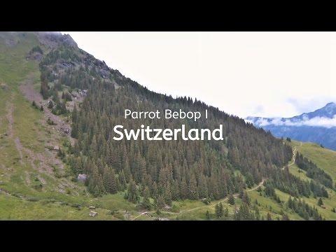 Parrot Bebop I Switzerland Swiss #01 - UCNWVhopT5VjgRdDspxW2IYQ