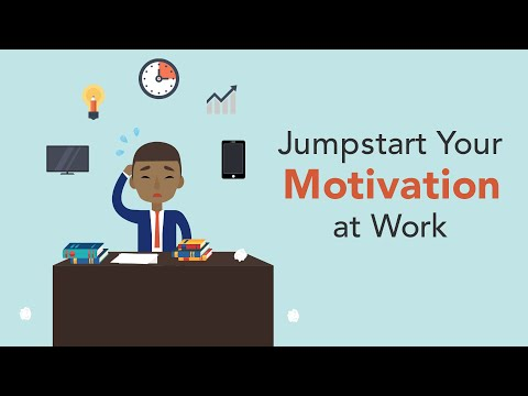 5 Ways to Stay Motivated at Work  Brian Tracy
