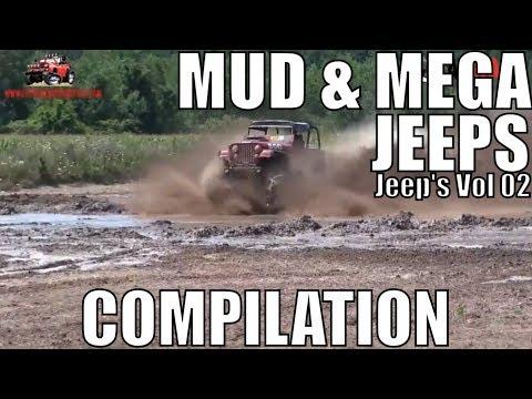JEEP MUD & MEGA TRUCK MUD COMPILATION 2018 VOL 02