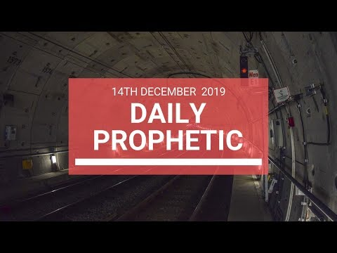 Daily Prophetic 14  December 4  of 4