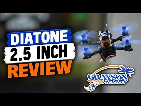 Diatone 2.5 Inch FPV Quad - The Sweet Spot of Micro Drone Racers - UCf_qcnFVTGkC54qYmuLdUKA