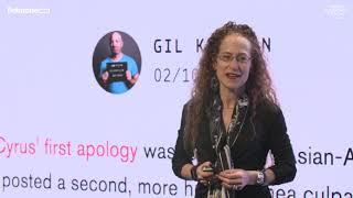 Compassion through Computation: Fighting Algorithmic Bias | Justine Cassell