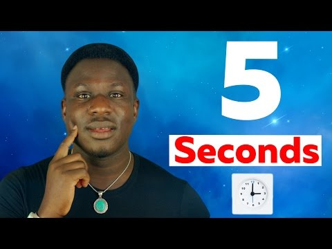 STOP PROCRASTINATING IN 5 SECONDS!