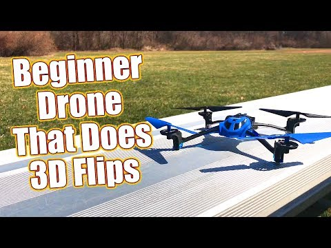 This Beginner Drone Does Twists, 3D Flips & It's Fast! - LaTrax Alias Quad Review | RC Driver