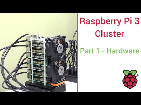 Raspberry Pi 3 Super Computing Cluster Part 1 -  Hardware List and Assembly - UCsLNhBNspehn3Y5Cx0gscMA