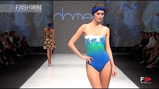 DOMANI Blue Fashion Beach Spring Summer 2015 Moscow - Fashion Channel