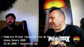 Entrevista a Federico Pritsch de Prtitsch - Pensotti