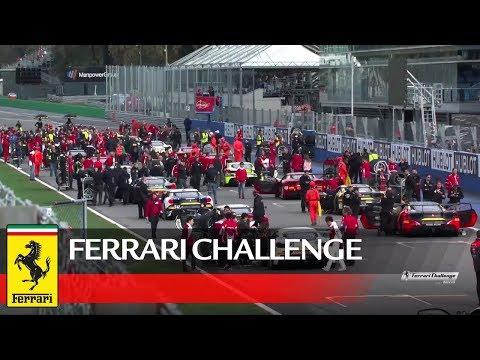 Ferrari Challenge 2018 - Coppa Shell - World Final Race at Monza