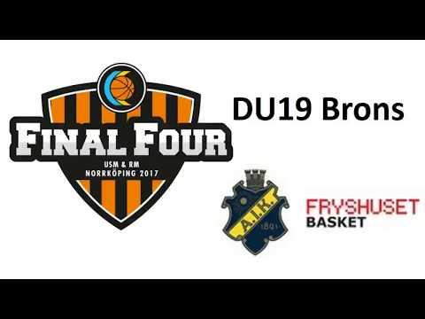 DU19 Brons AIK Basket - Fryshuset