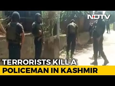 PDP Leader's Personal Security Officer Shot Dead By Terrorists In Kashmir