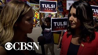 Tulsi Gabbard: Iowans concerned about China trade war