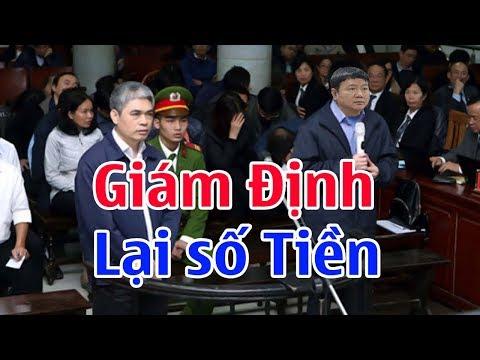 Ông Đinh La Thăng và Nguyễn Xuân Sơn đề nghị giám định lại số tiền thiệt hại