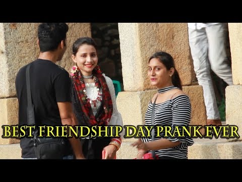 Friends or something else? Friendship day special Prank