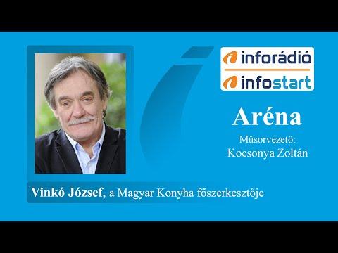 InfoRádió - Aréna - Vinkó József - 2020.07.28.