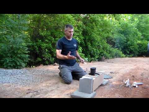 Cheapest and BEST rocket stove