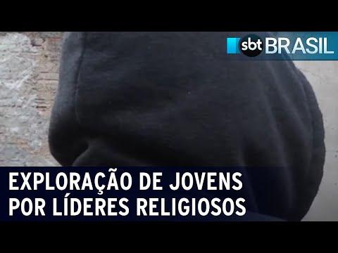 Líderes religiosos são acusados de obrigarem jovens a venderem pizzas | SBT Brasil (27/07/21)