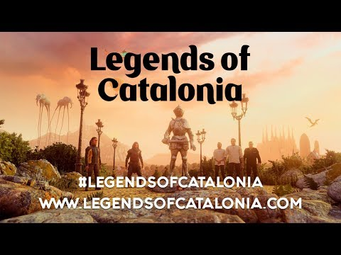 Legends of Catalonia 360º