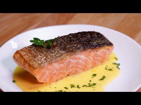 esta SALSA mejorará CONSIDERABLEMENTE tus pescados a la plancha