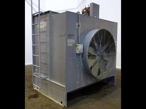 Used- Marley Series 4800 Aquatower Single Cell Cooling Tower - stock # 48587001