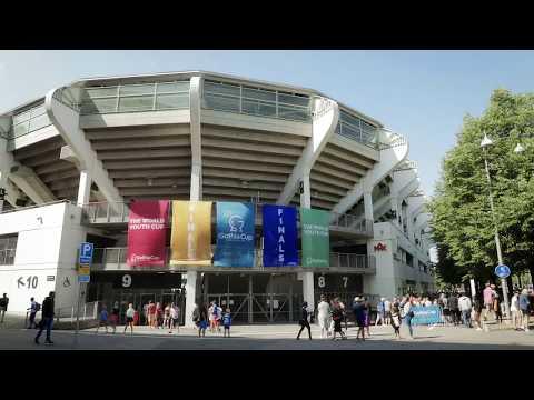 Gothia Cup Finals 2018