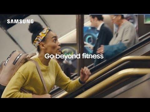 Samsung – Go Beyond Fitness