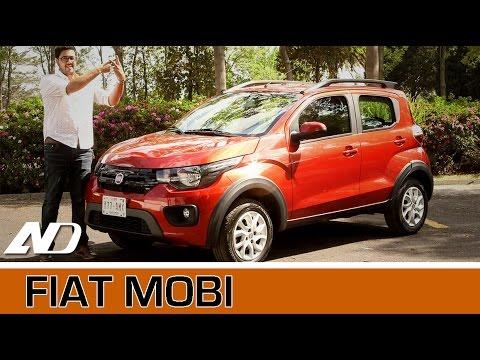 Fiat Mobi - La alternativa al transporte público