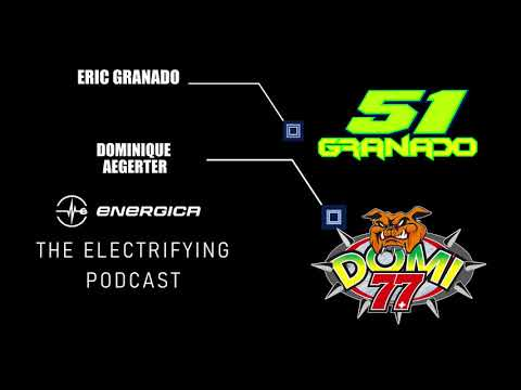 The Electrifying Podcast vol 13 - Jerez Preview - with Dominique Aegerter and Eric Granado