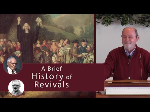 A Brief History of Revivals - Mack Tomlinson