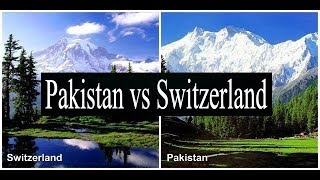Switzerland vs Pakistan Gilgit Baltistan