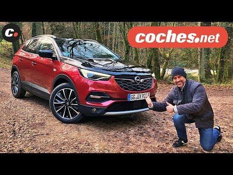 Opel Grandland X Híbrido Enchufable 2020 SUV | Primera prueba / Review en español | coches.net