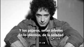 Gustavo Cerati (Letra)